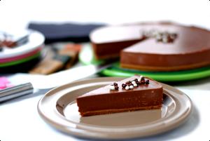 Tarta-cuajada-de-chocolate
